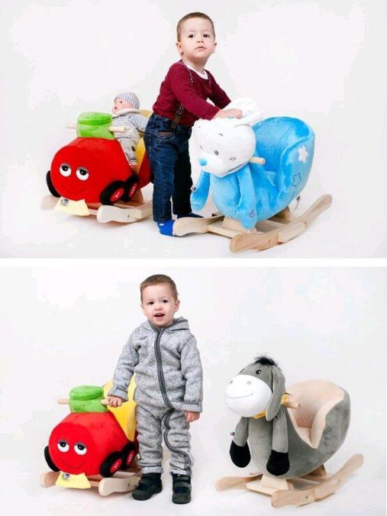 Hojdacia hračka PlayTo lienka