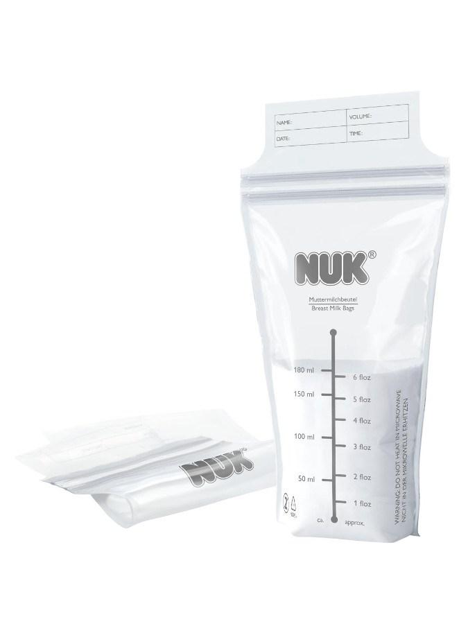 Sáčky na materské mlieko NUK 25 ks