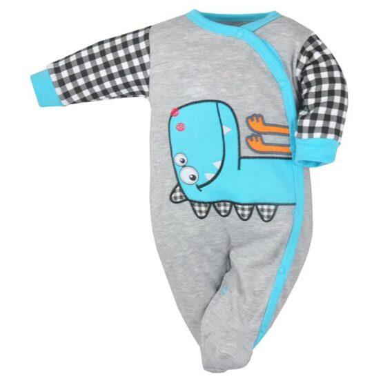 Dojčenský overal Koala Roar modrá