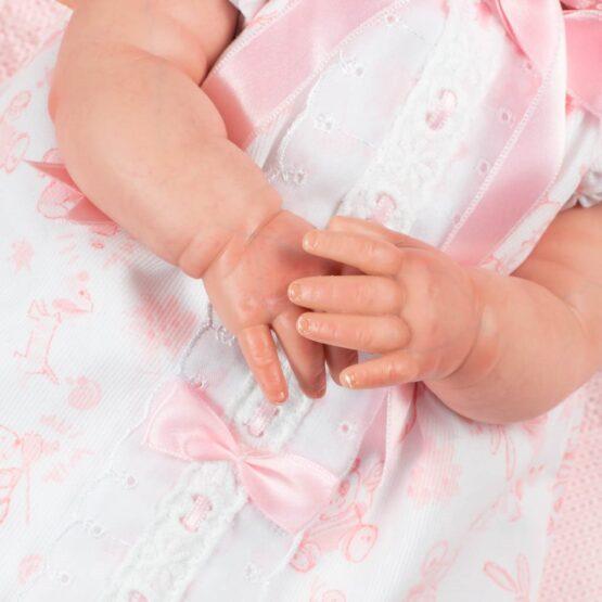 Realistická bábika Berbesa Markétka 50cm