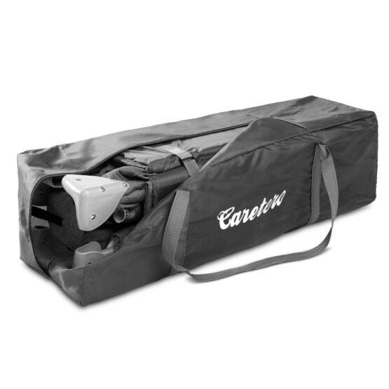 Cestovná postieľka CARETERO Basic Plus 2017 graphite