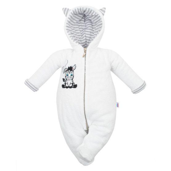 Luxusný detský zimný overal New Baby Zebra