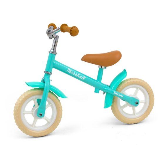 Detské odrážadlo bicykel Milly Mally Marshall Mint